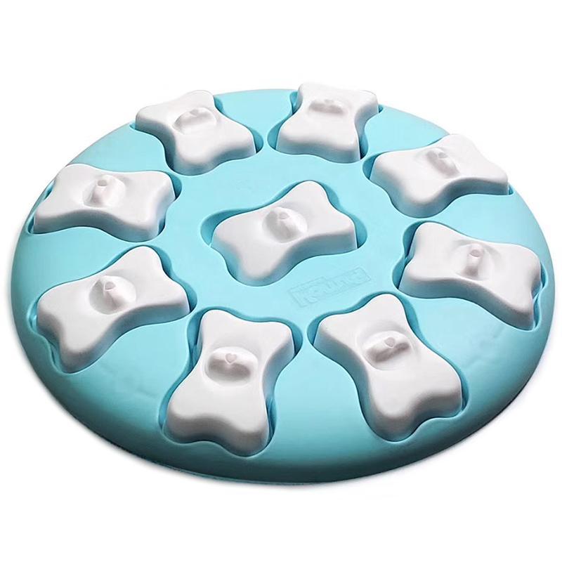 Principiante Dog Puzzle Toy-coinvolgente e interattivo Treat erogazione gioco per il vostro Toy Box del cane