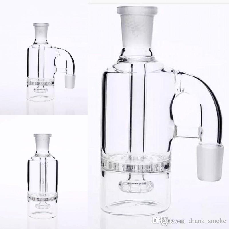 Aschfänger Glass Ashcatcher Raucherzubehör Mini Dab Rigs Percolator Bongs Shishas Shishas