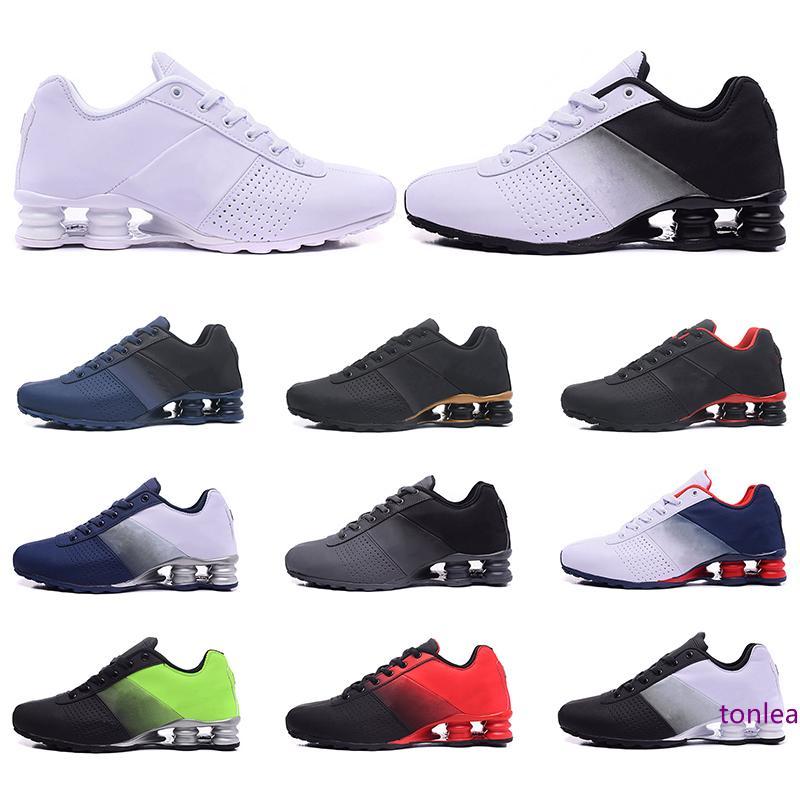 2020 Livrer 809 hommes Chaussures de course Triple Noir Blanc Gris Vert Rouge Mens Athletic Chaussures de sport de sport Runners Taille 40-46