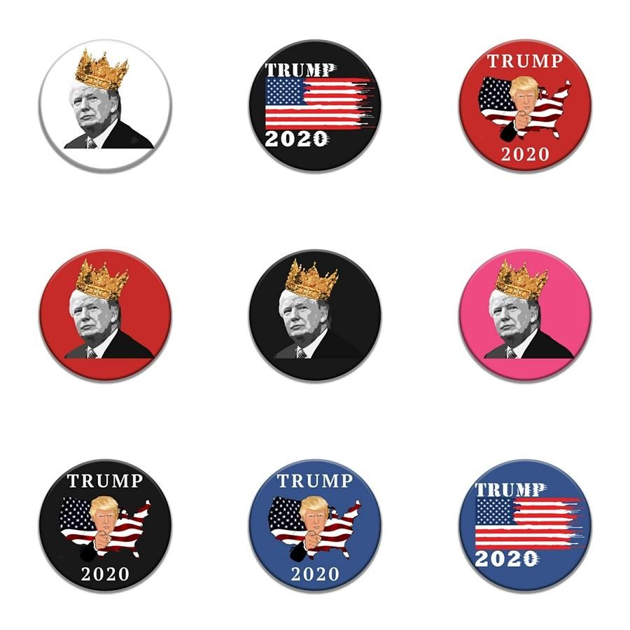 10 1 Pcs Color Mix Licensed Practical Nurse rétractable Trump insigne bobine en forme de coeur pour l'identification cadeau carte Nom Trump Badge Holder 4 C # 175