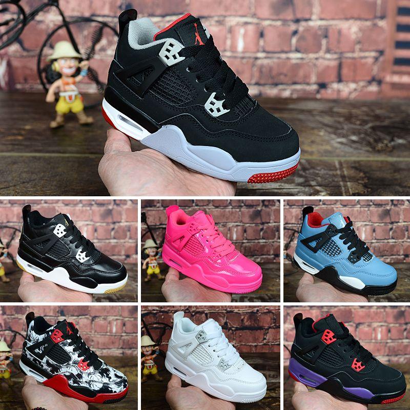 Hermanos escritura inversión  Compre Nike Air Jordan 4 Zapatillas De Baloncesto 2019 New Jumpman ...