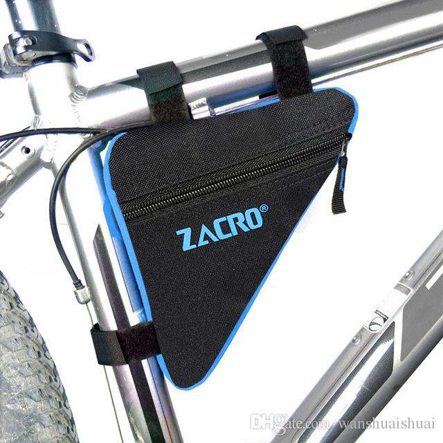 Cycling Bicycle Bags Triangle Bike Bag Front Tube Frame Waterproof MTB Road Pouch Holder Saddle Bicicleta Bike Accessories
