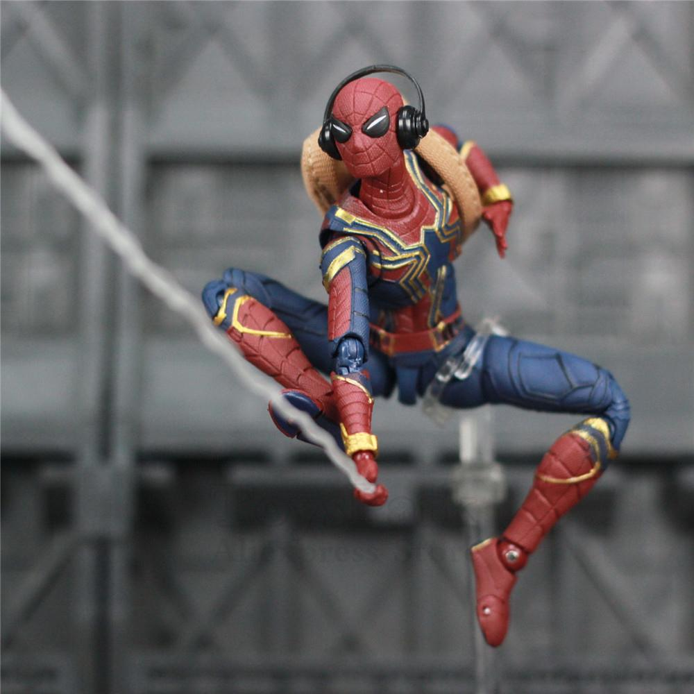 Movie Action Figure Tom Holland Legends Spiderman Far From Home Endgame Toys