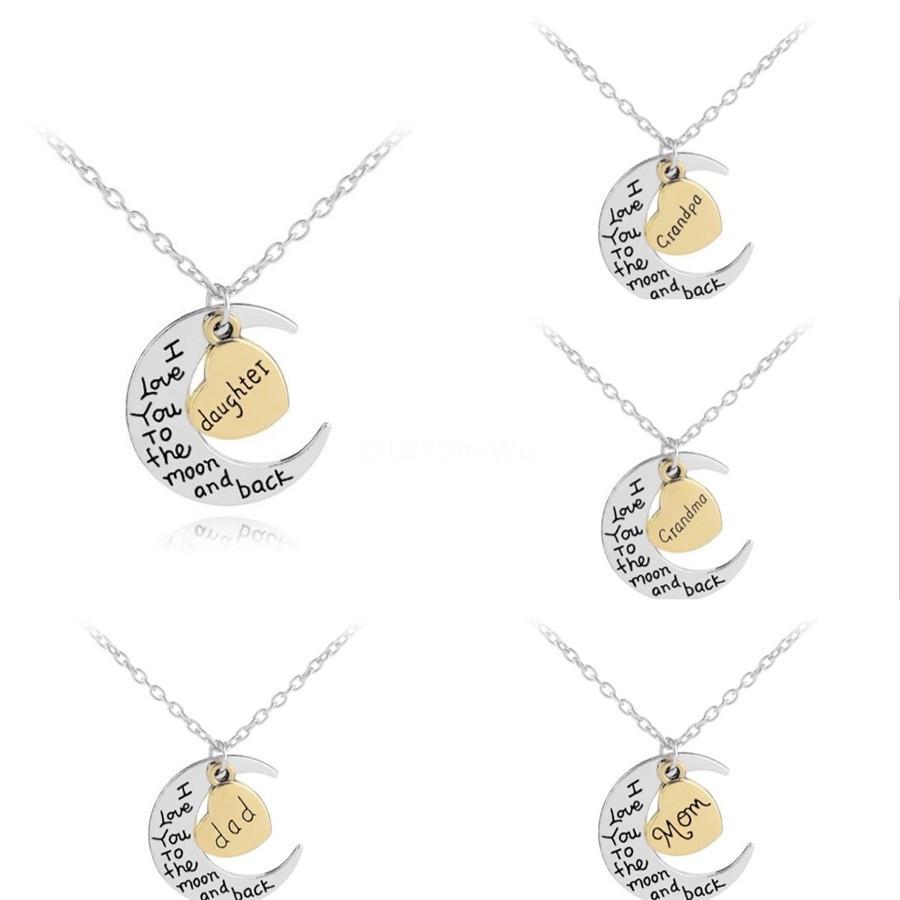 Moda Erkekler Kullanım Ayrı Letter kolye Altın Zinciri Kübik Zirkon Aphabet kolye # 694