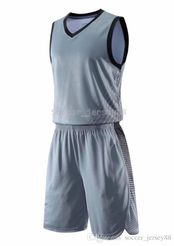 Los nuevos Mens blanco Edición de baloncesto jerseys # A835-17 modifique para requisitos particulares venta caliente de secado rápido camiseta de club o equipo jersey de contacto camisas Me fútbol
