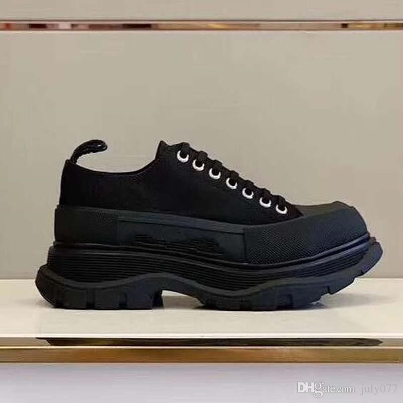 Новейшая платформа мода мужчины женская обувь кроссовки кожа черный и белый холст низкий верх плоские повседневные туфли тренеры cx2