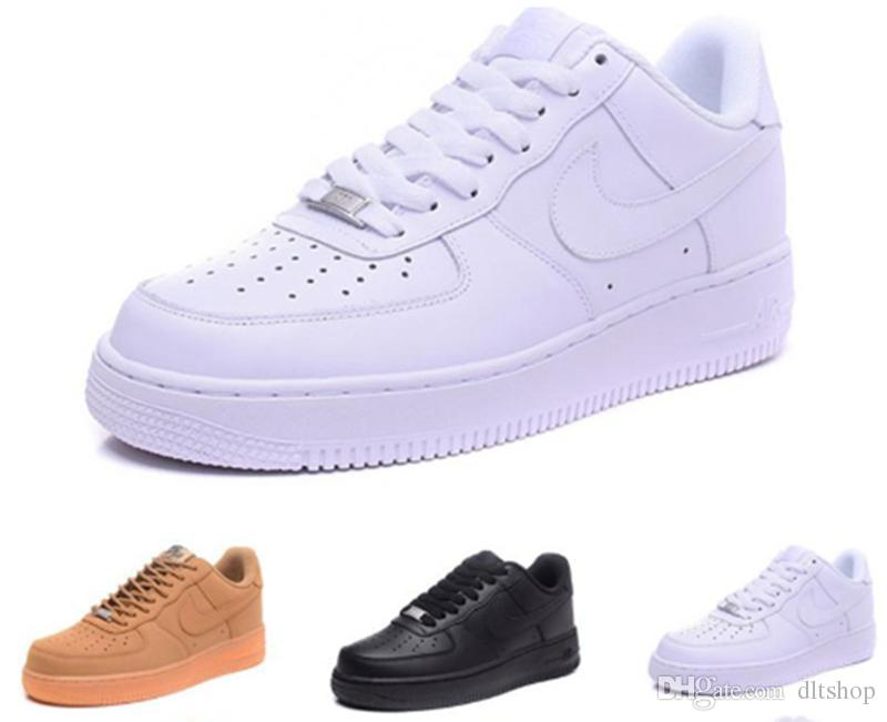 nike air force nere basse donna