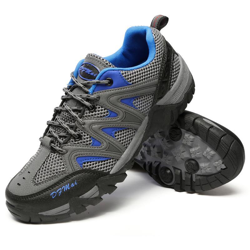 Nuovo escursionismo Scarpe Uomo Moda Trekking Outdoor Climbing piedi scarpe antiscivolo caccia casual Sport Jogging scarpe da tennis