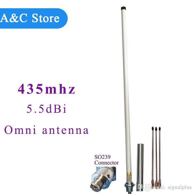 UHF 400-470mhz high gain bendable metal 1 meter long range walkie talkie antenna