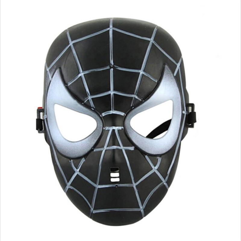 Halloween Cosplay Masks Customer Party Novelty Cartoon Mask Spiderman Batman US Captain Mask For Kids Mask Masquerady