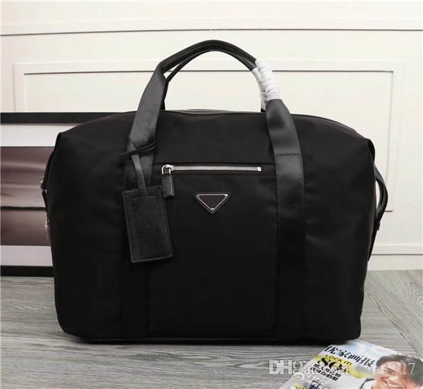Global Free Shipping Классический роскошный комплект Canvas мужская дорожная сумка Лучшее качество Tote 0796 Размер 50см 35см 22см