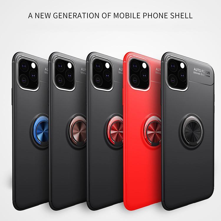 أزياء الهاتف لحالة فون 11pro / 11 / 11promax XS X XR XSMAX 7P / 8P 7/8 6P / 6SP 6 / 6S مع حامل الهاتف الرائع حلقة رقم 2