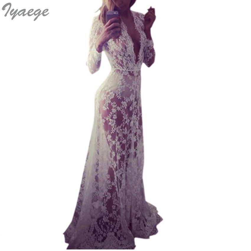 4XL Slip Dress Sexy Slip Femme Full Slips Lace White Long Women Femme Clothes White Intimates Petticoats Lingerie 2019
