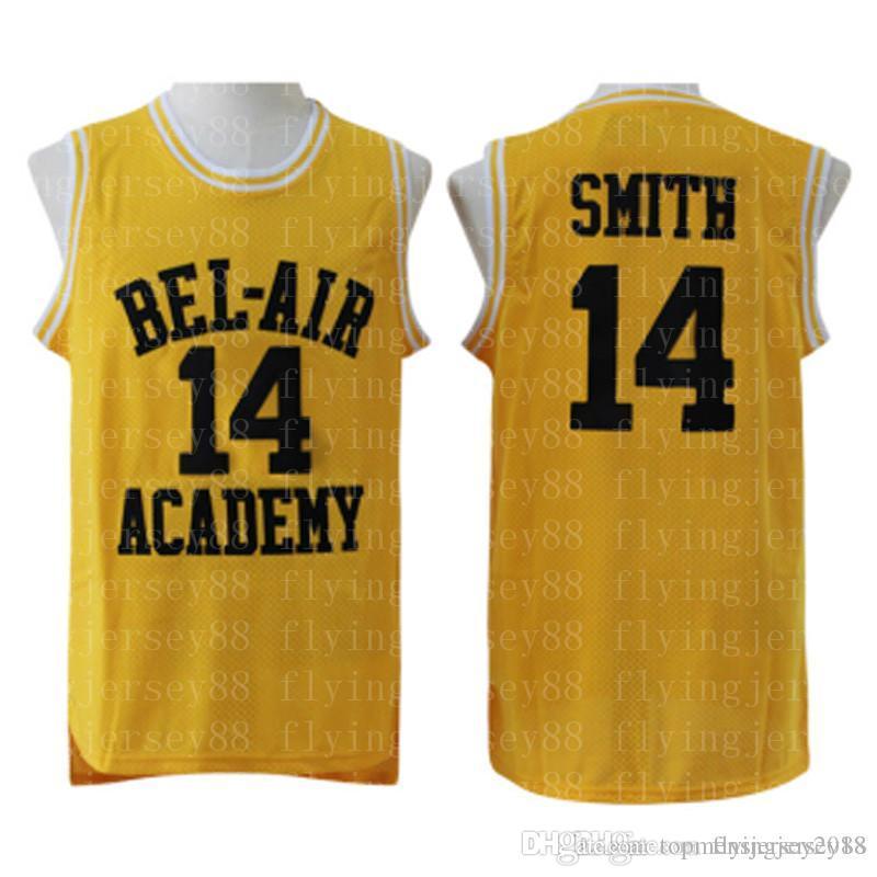 Maglia NCAA 34 Jesus Shuttlesworth Maglia Magic Basket 33 Johnson College economici Logos cuciti di alta qualità ooo