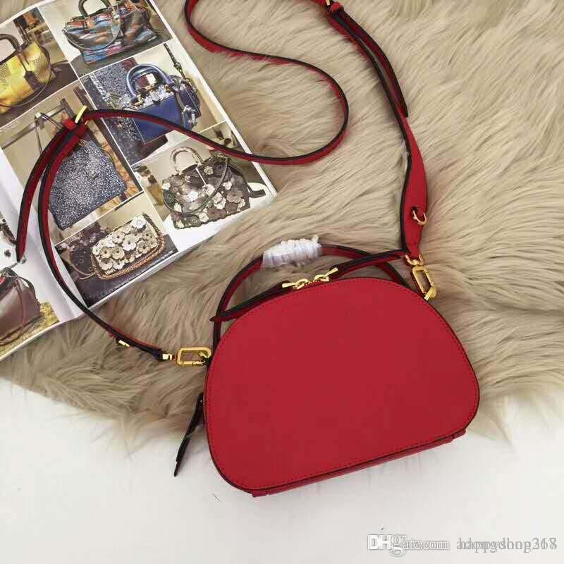 borse da donna di lusso di alta qualità borse del famoso Marchi pelle bovina Borse spalla del cuoio genuino 98.921