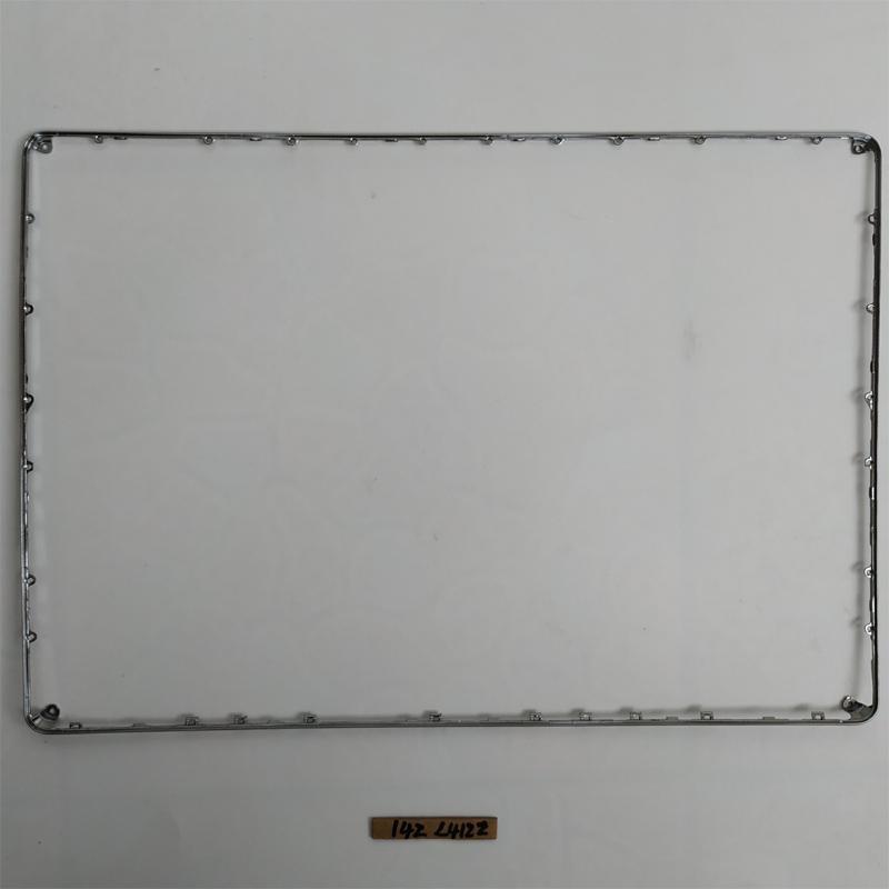 ¡¡Envío gratis!! Portátil marco de metal 1PC Nueva original de plata para Dell XPS 14Z L412Z