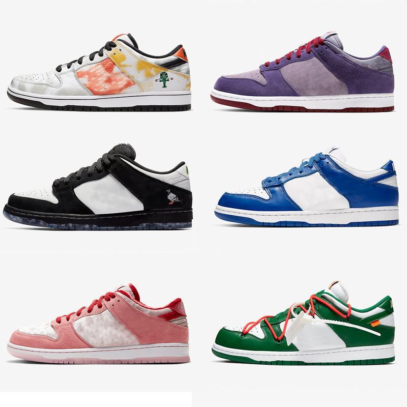 2020 nuevas zapatillas SB Dunks gruesos zapatos de Kentucky Scotts Travis Deportes zapatos Viotech pana Dusty zapatillas de baloncesto de alta calidad
