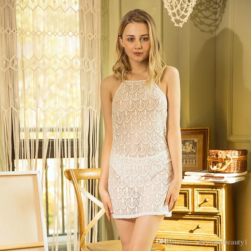 2019 новый твердый спагетти ремень платье сексуальный лук спинки платье юбка бретельки платья мода бесплатная доставка