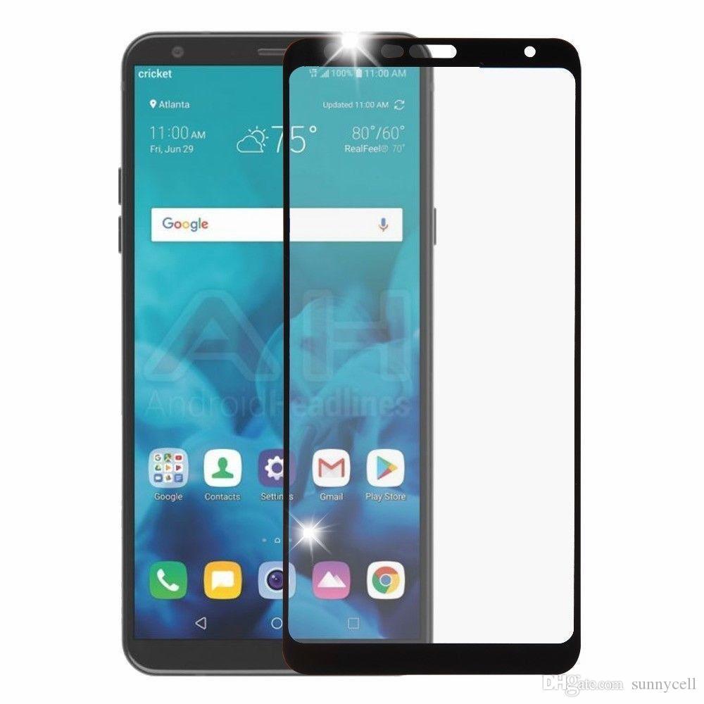 For Moto E4 Plus E5 play plus Cruise Supra G5 Plus G6 Prenium 2.5D edge technology Curved Full Cover Silk Screen Protector Tempered Glass