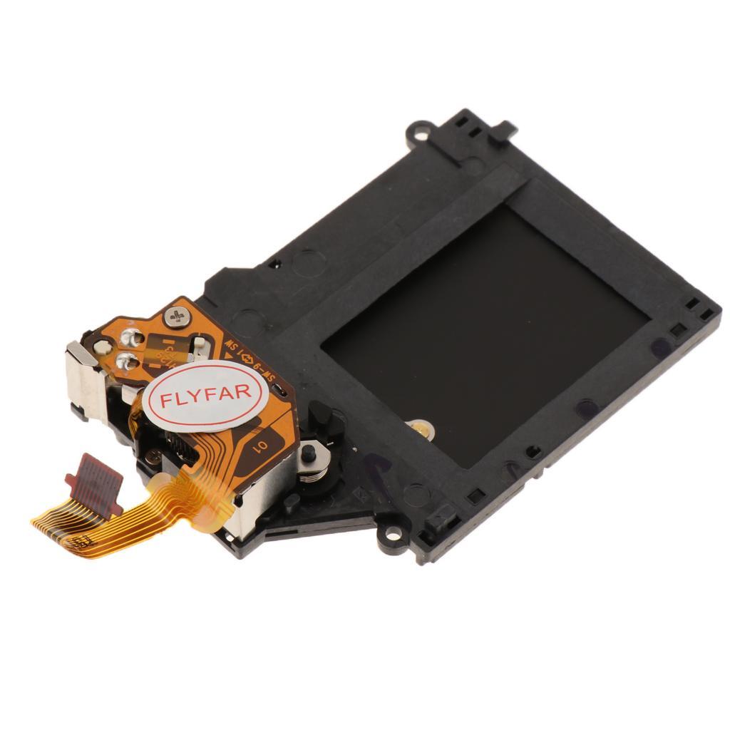 소니 NEX-3N A5000 A5100 카메라에 대한 초점면 셔터 그룹 어셈블리 교체