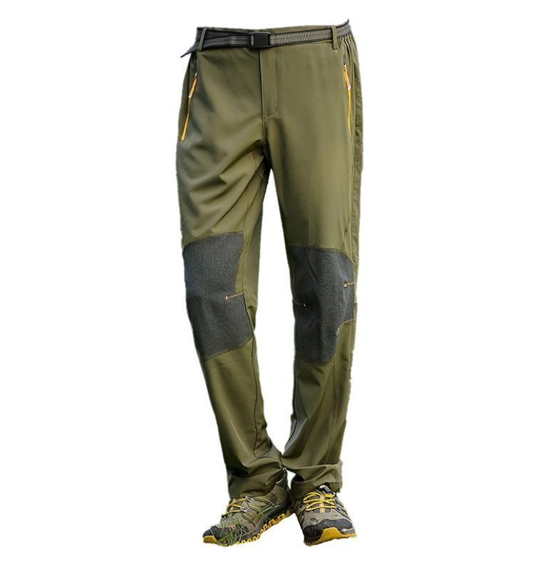 Pantaloni sportivi tattici all'aperto da uomo Quick secco resistente ai raggi UV pesca escursionismo rampicante per uomo