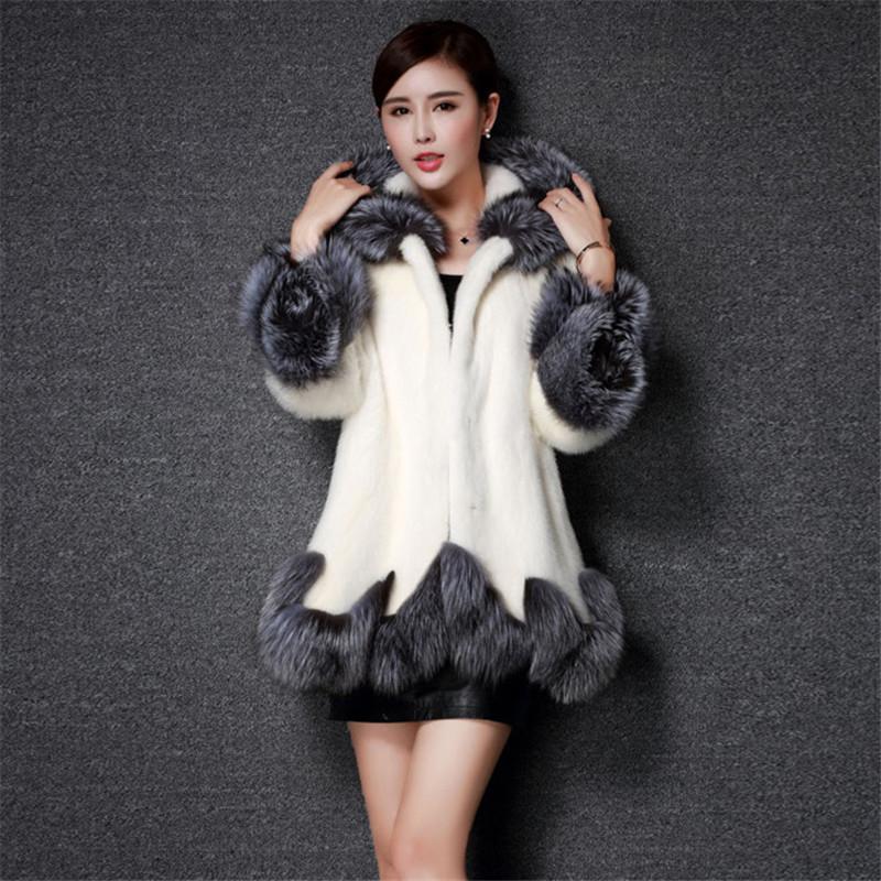 2019New estilo de moda do falso casaco de pele morno do feriado sexy club celebridade do vintage sensuais mulheres casacos de pele venda quente atacado