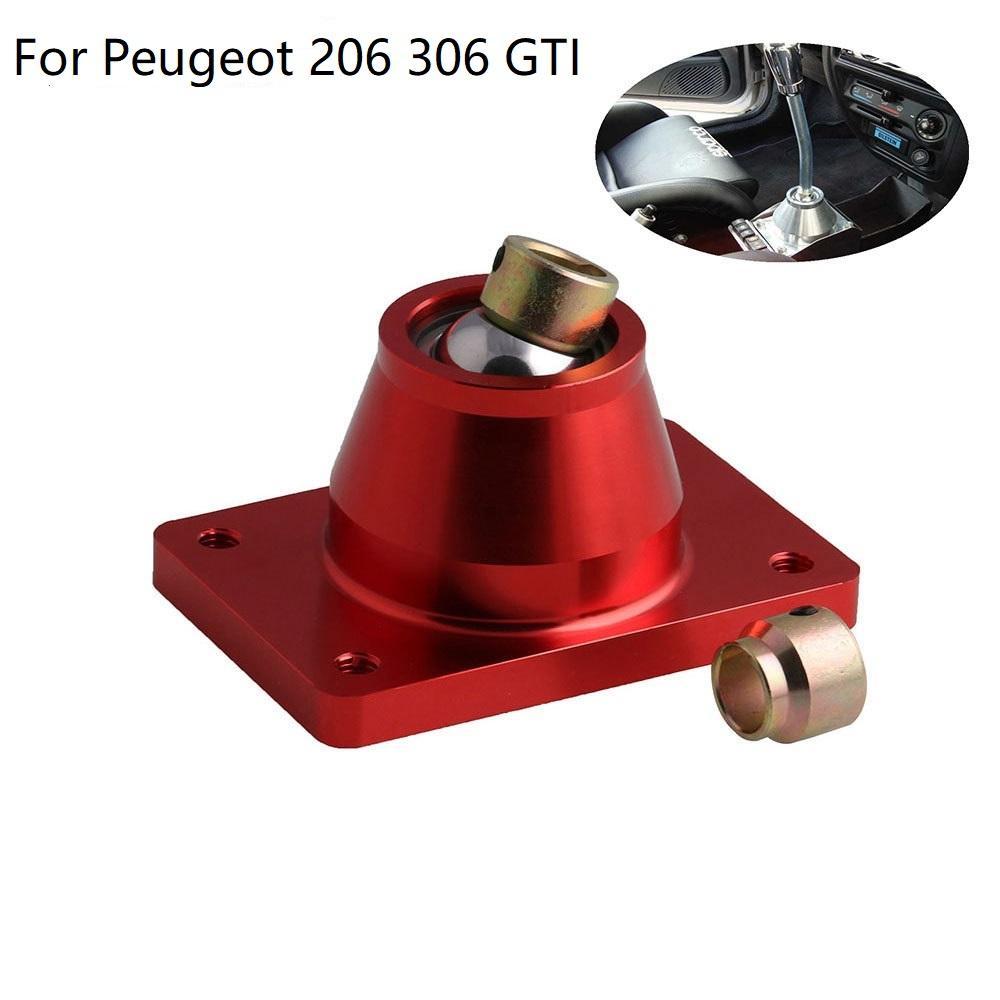 Car Gear shift lever base shift head connector Short Shifter Shift Quick for Peugeot 206 306 GTI Diesel Citroen