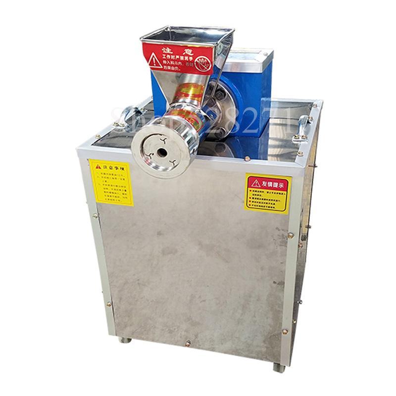 L'efficacité commerciale élevée pâtes automatique machine de fabrication de nouilles de pâtes électrique machine Spaghetti Faire coquille machine à pâtes 3000W