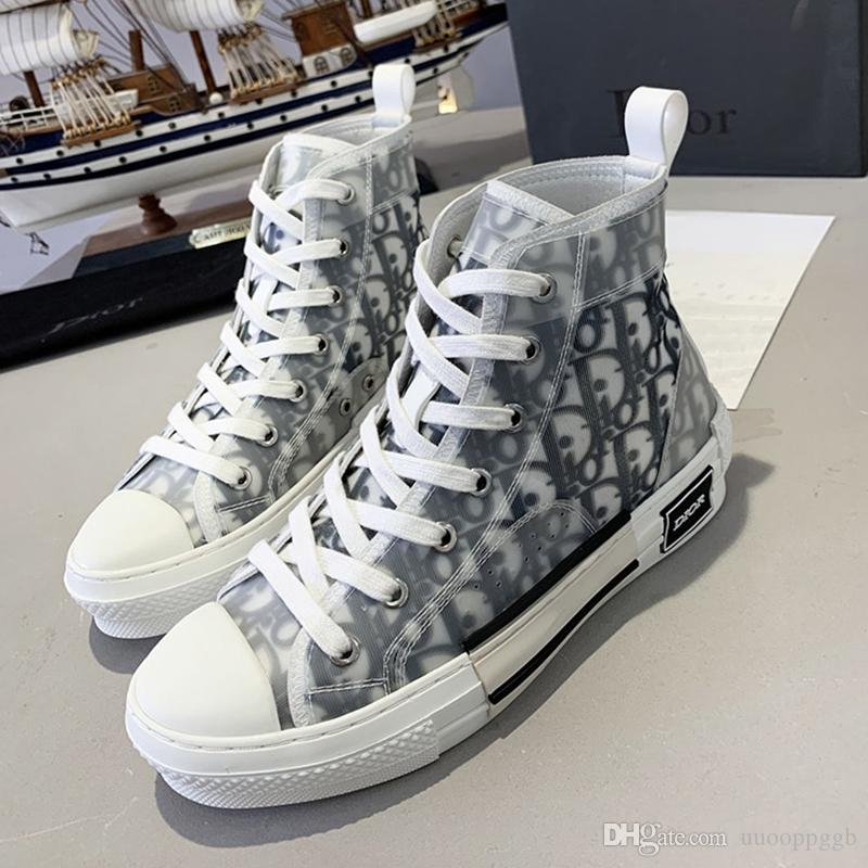 2020EB designer men and women couples leisure luxury high quality casual shoes men shoes size 38-45 women shoes size 35-42