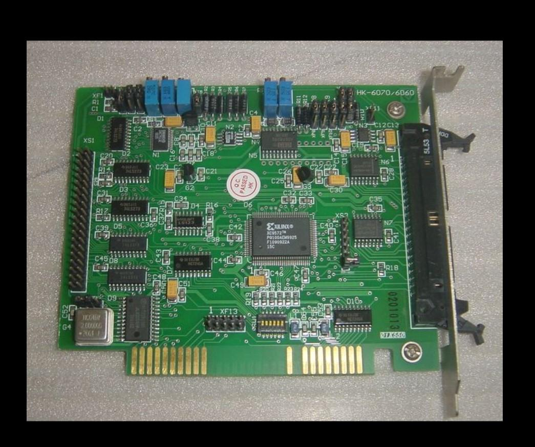 HK-6070/6060 / LANWAVE LN3310 LN3320 105-1600A / SFPCI-6023F PCI / PCL-741 REV.A2 RS-232 için Çalışma Mükemmel Test% 100
