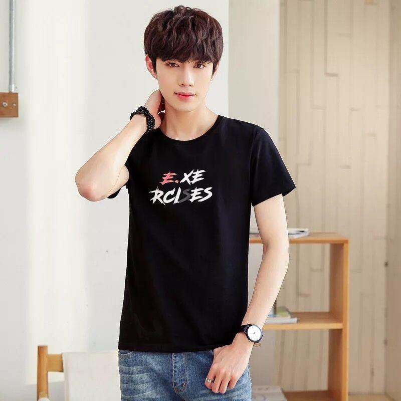 Mens Designer Shirt Summer Tops Casual T Shirts for Men Women Short Sleeve Shirt Brand Clothing Letter Pattern Printed Tees Crew Neck 024