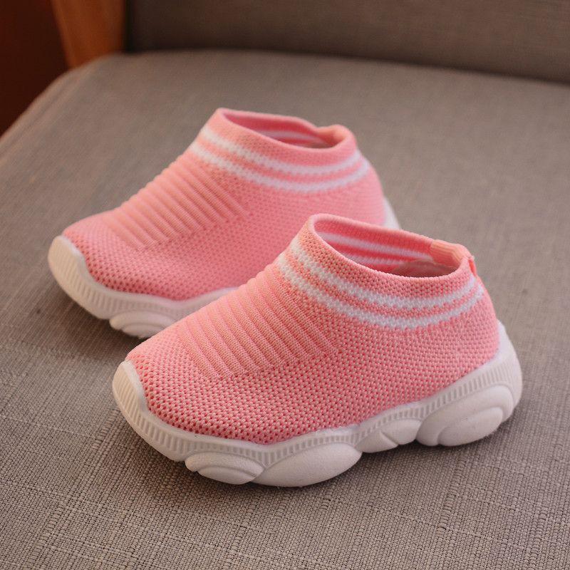 مصمم طفل أحذية أطفال طفل الصيف الأطفال رياضية الرضع الاحذية الرياضية أحذية لينة تنفس مريحة طفل بنين بنات كيد