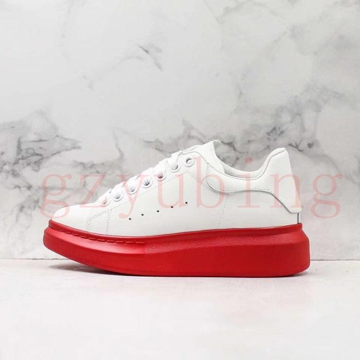 Mens Womens Top SSSSS Qualidade Moda Luxo, Sapato Couro Lace Up Platform Oversized Sole Sapatilhas Sapatos casuais