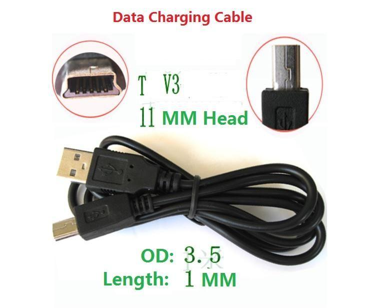 كابلات 5PIN البسيطة 100CM 1M 3FT البسيطة USB 5 PIN كابل USB OD3.5 النقي خط USB الأساسية النحاس في الأوراق المالية