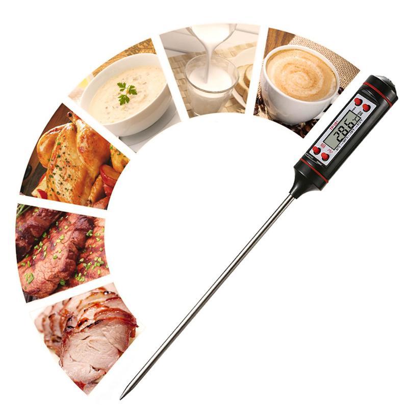 Acheter Thermometre A Viande Numerique Sonde De Cuisine