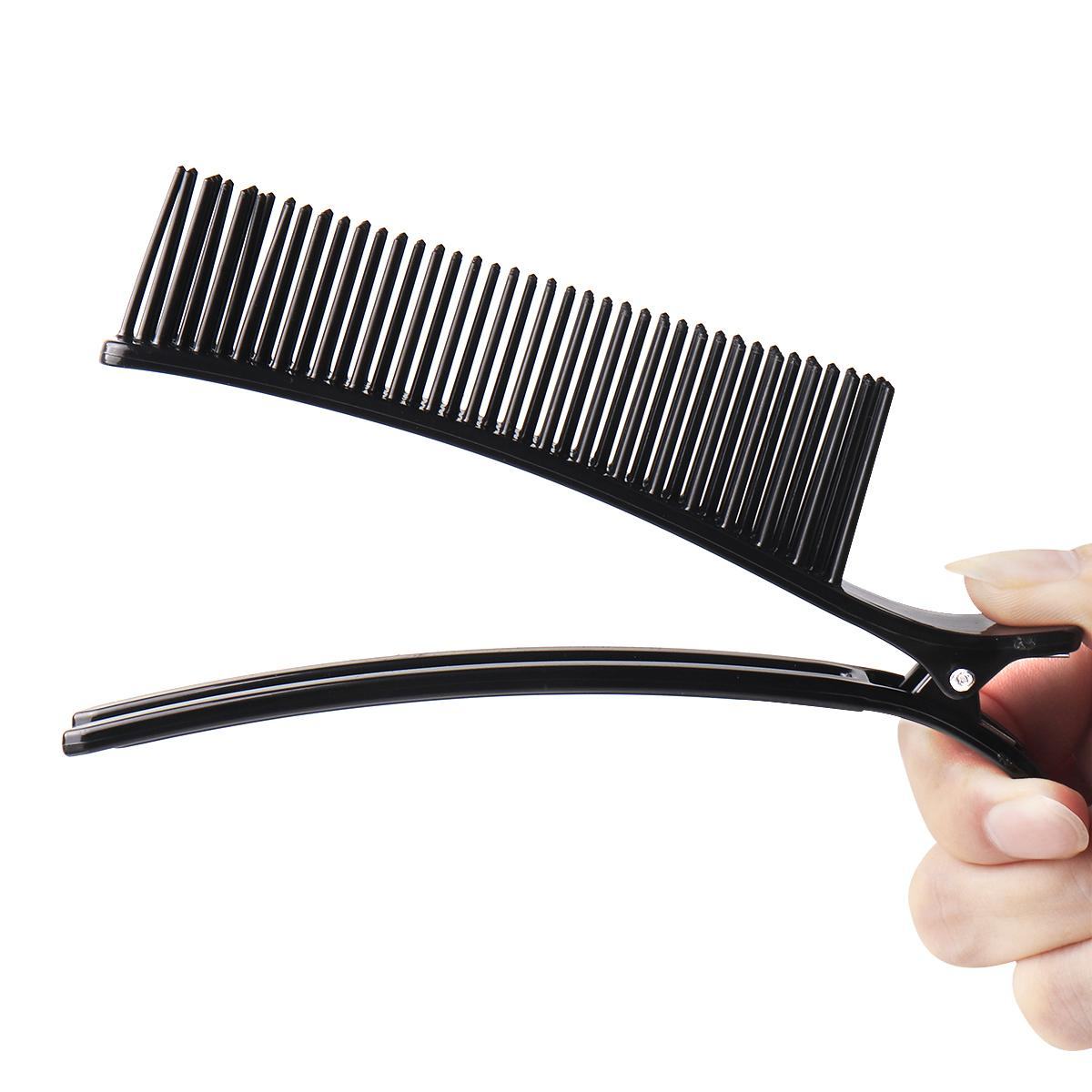Professional Hair Clip Clamps Hairdressing Sectioning Cutting Comb Salon  Drying Perm Dyeing Hairstyling Tool Wet Brush Hair Brush Wet Brush Hair  From