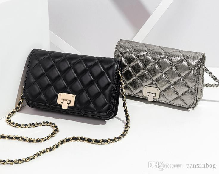 Borse di borse Nuovo Tipo Xiaoqing fresca versione coreana donne alla moda Borse Slant grande capacità Banchetto Handbags