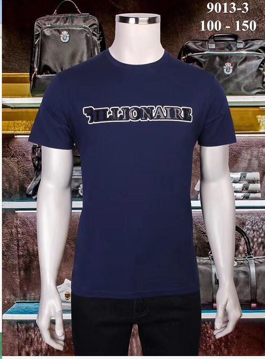 Billionaire Italian Couture T-Shirt 2020 Sommer-neuer Rundhalsausschnitt-Freizeithemd