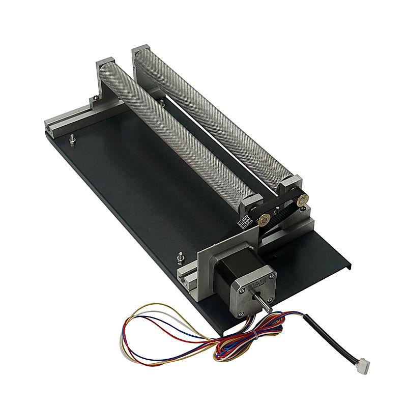 machine de gravure laser rotatif axe / gravure jig / cylindre rotatif axe rotatif