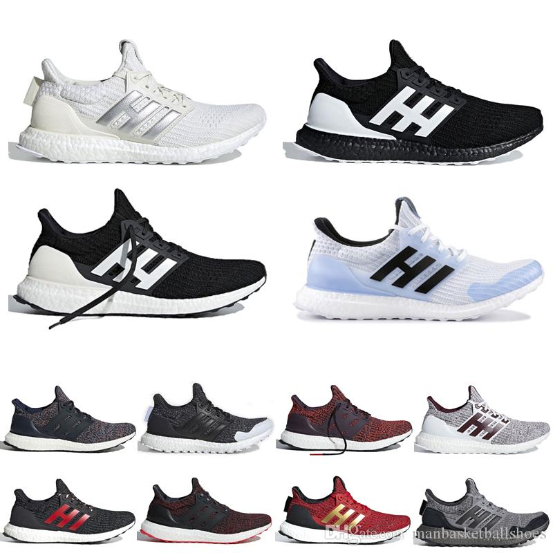 Adidas Ultra boost 3.0 4.0 de course sneaker 3.0 4.0 CNY triple noir blanc hypebeast primeknit ultra coureur été gagner concepteur de formation de sport