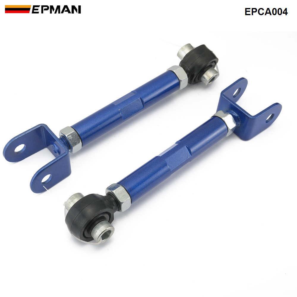 Arrière EPMAN en acier inoxydable Antipatinage Rods / Bras pour NISSAN 89-98 240SX S13 / S14 300ZX EPCA004