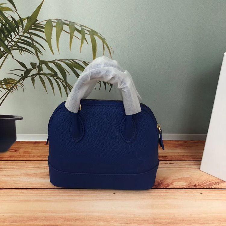 2020 Nouveau design de qualité supérieure Mode Mini Shell Sacs à main bandoulière sac à bandoulière sacs fourre-tout en cuir femmes Messenger Sacs