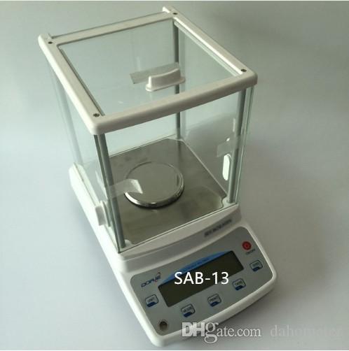 KI-114 Balance de pesage en or numérique 110g / 0.1mg, Balance électronique en grammes avec la meilleure qualité LIVRAISON GRATUITE
