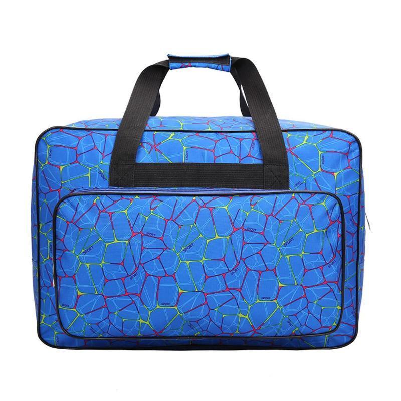 Unisex große Kapazitäts-Nähmaschine-Beutel-Spielraum Portable Storage Tasche Nähmaschine Taschen Multifunktionale Sewing Tools Handtaschen