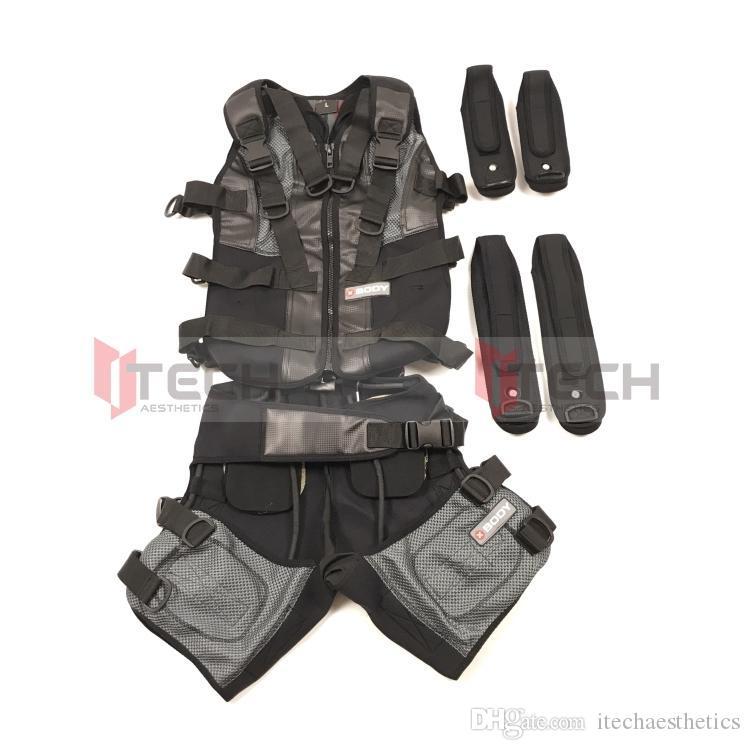 Costume Fitness Xbody machine Muscle corps Équipement sans fil Stimulateur Machines Suits Electro Gym Ems Gilet de formation