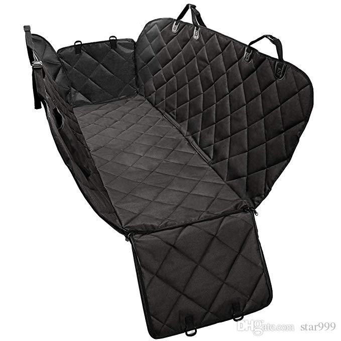 Dog Seat Cover Car for Pets Pet Seat Cover Dog Hammock for Back Seat Scratch Proof Nonslip Durable Heavy Duty