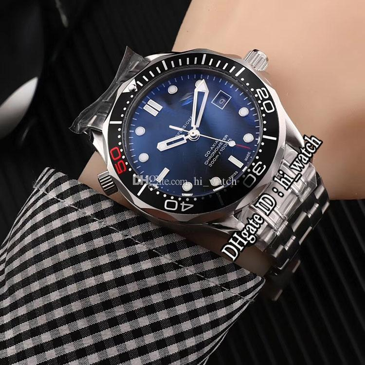 New 300M Dive 212.30.41.20.01.005 Red Number Bezel Black Dial Automatic Mens Watch Stainless Steel Sports Watches hi_watch Cheap B366c3
