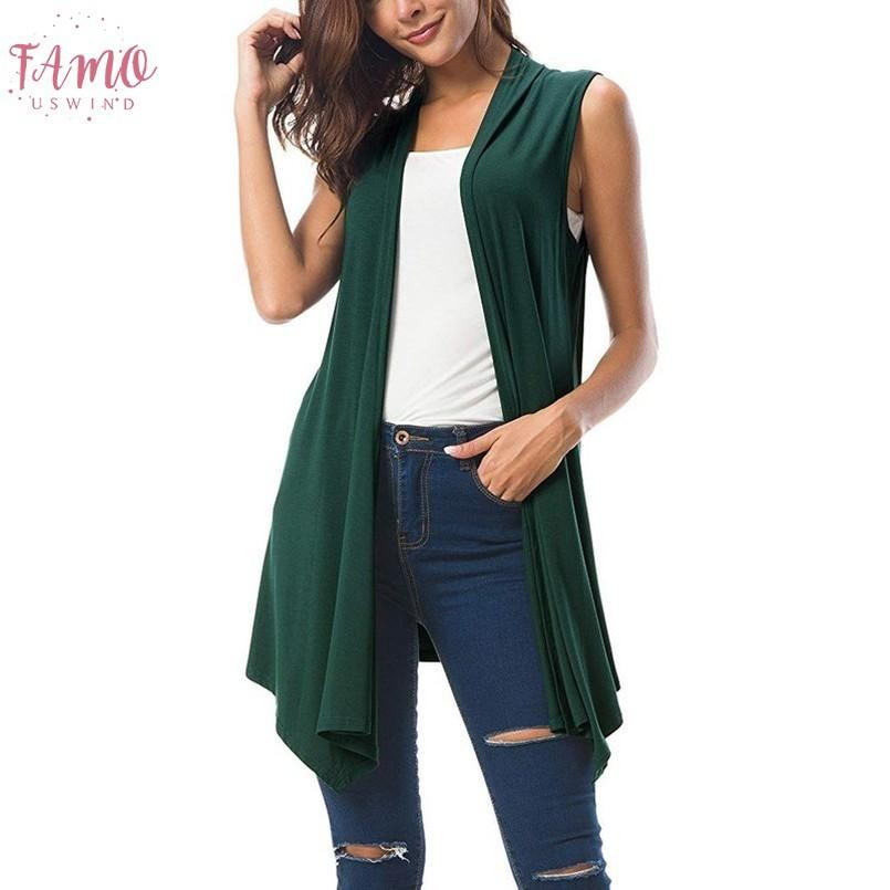 Summer Fashion Draped Open Front Cardigan Vest Blouse Ladies Solid Casual Cover Up Female Womens Shirt Blusas Kimono Pullover