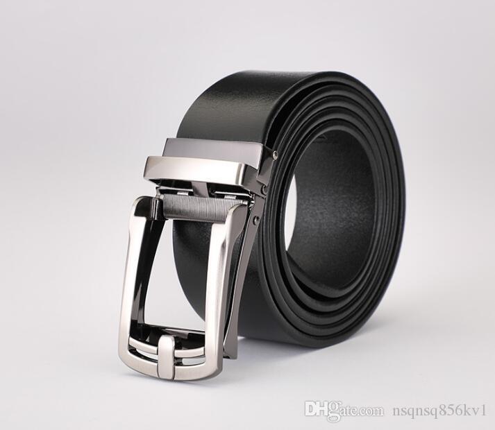 Correa de cuero genuino de vaca de lujo cinturones masculinos para hombres nueva moda classice vintage pin hebilla hombres cinturón de alta calidad y22 2233