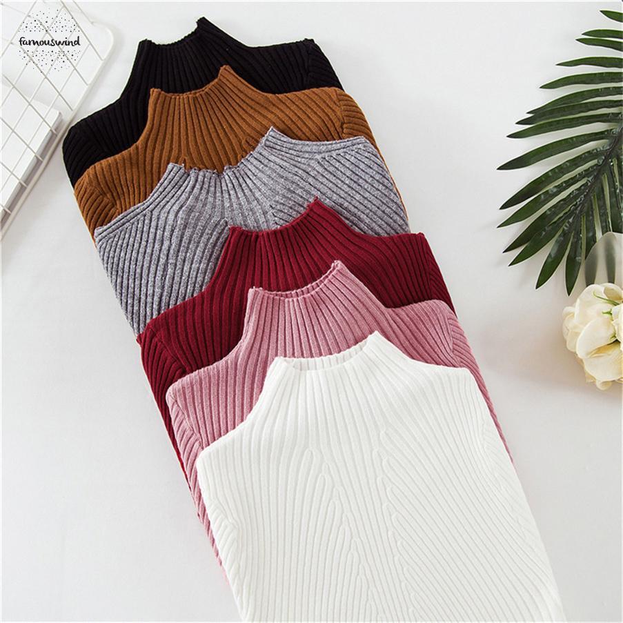 Caldo maglione bianco inverno di base Ladys delle donne dolcevita pullover a maglia per le donne Maglione Pull Femme Donna Rosa Pullover